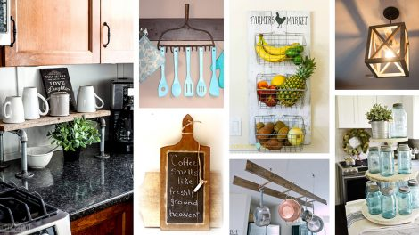 DIY Kitchen Ideas